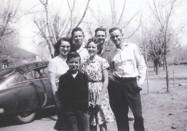 1958 Reunion (Thanksgiving)